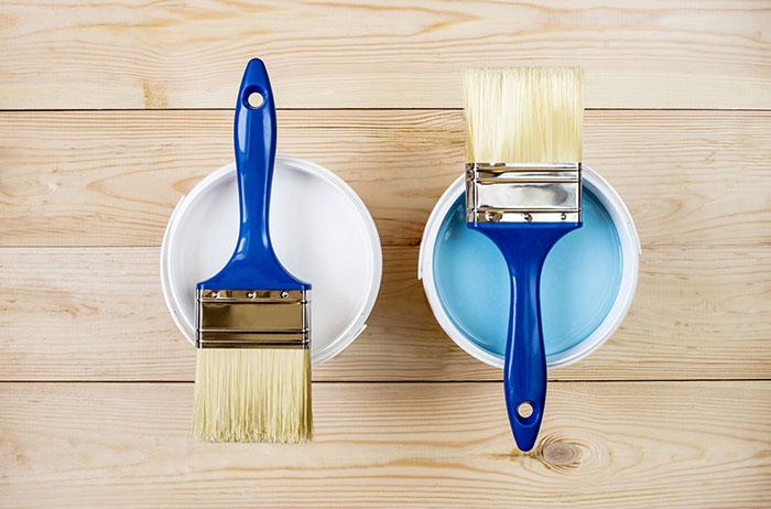 prestation professionnelle d'un peintre artisan à moindre coût