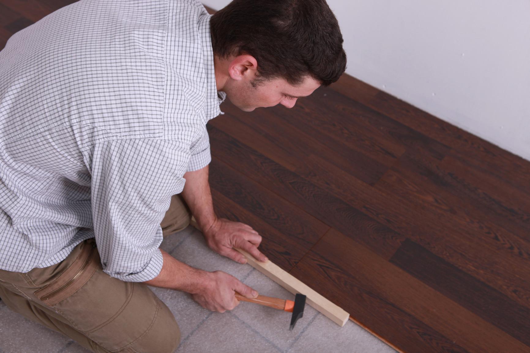 Rénovation plancher