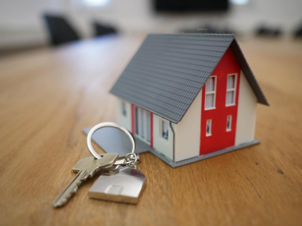 maison clés