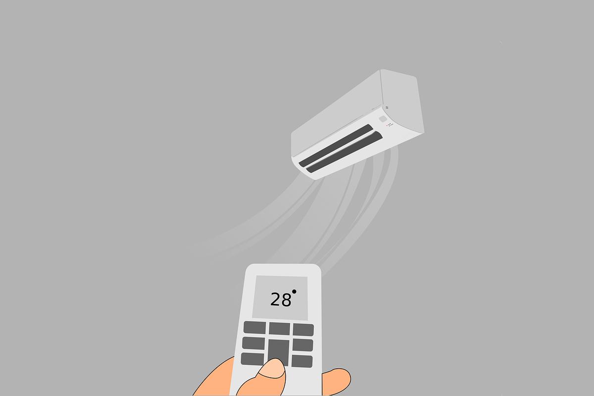 télécommande climatiseur